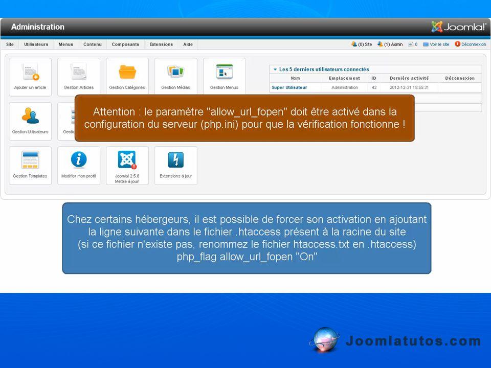 Chez d'autres hébergeurs, la modification doit se faire dans un fichier du dossier cgi-bin, le fichier « php.fcgi » Exemple : kreativmedia.ch Le fichier doit être ouvert en écriture pour pouvoir être modifié