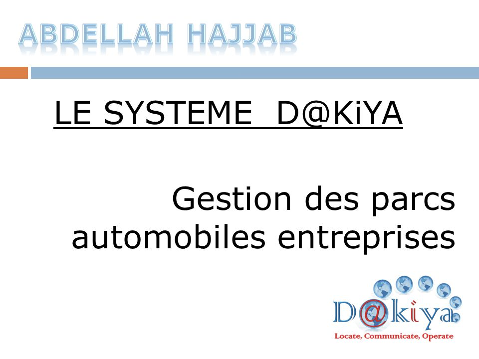 HJB Systems server Dakiya PaY parking & autoroute Dakiya PV verbalisation HJB Sys export data to Gov.