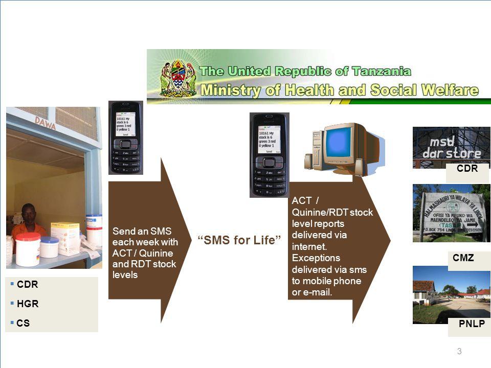 SMS for Life   Geneva, May 7th.