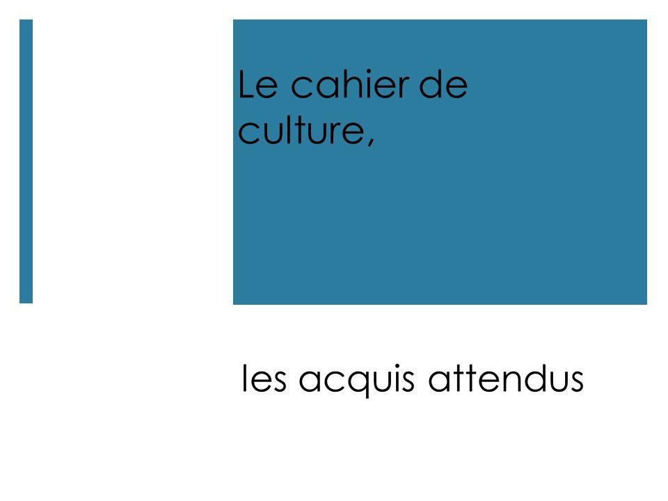 Les acquis attendus ( « Organisation de l'enseignement de l'histoire des arts » )  Des connaissances  Des capacités  Des attitudes D'après Patrick STRAUB, CPD en arts visuels du Haut-Rhin