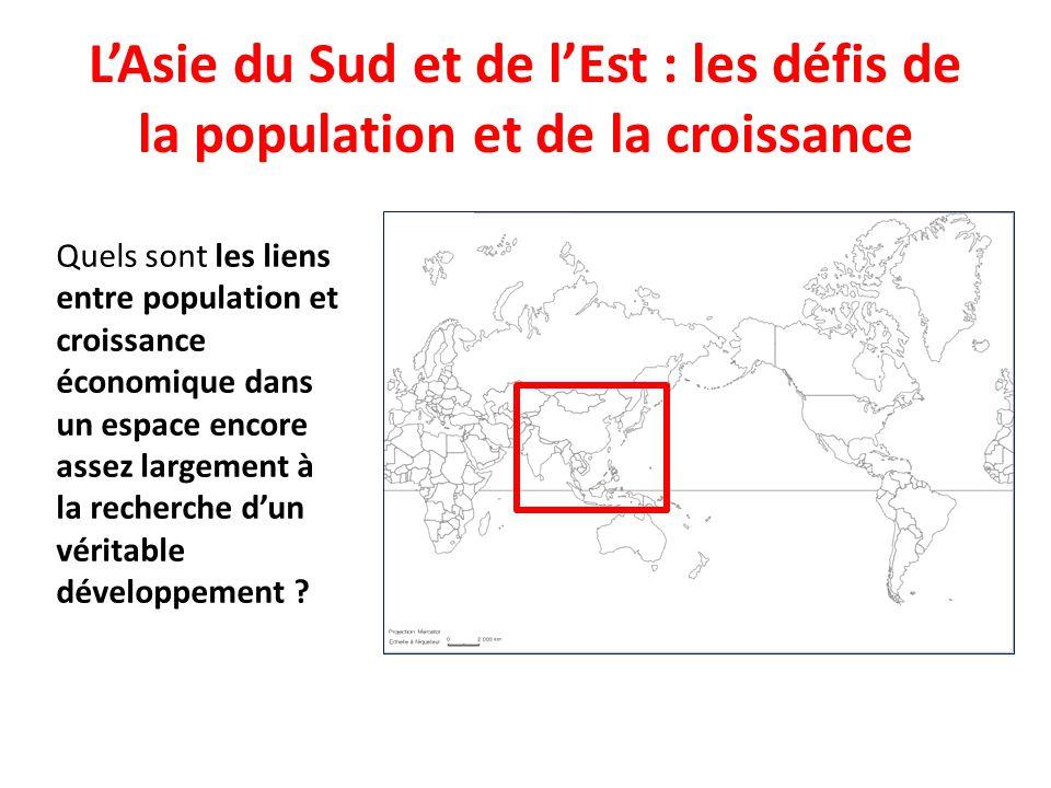 III- Transformer la croissance économique en développement et rendre ce développement durable… Croissance économique et développement en sont pas synonymes… IDH 2011 Source: PNUD 1- De très fortes inégalités
