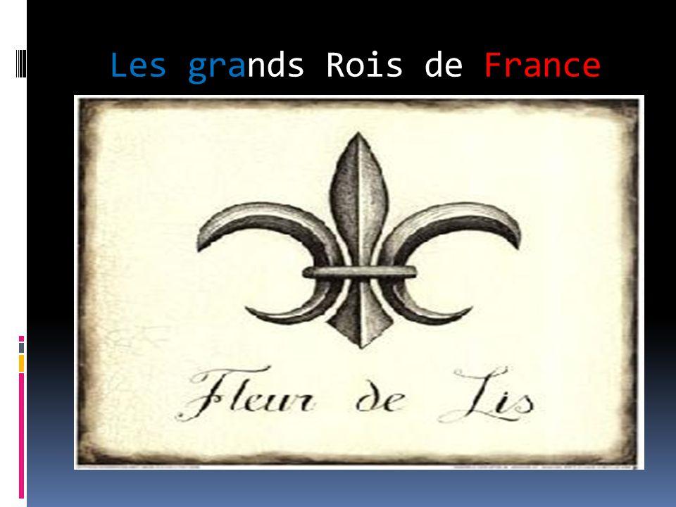 Royauté: De Clovis à Louis XVI et l'Empire I.Les Mérovingiens.