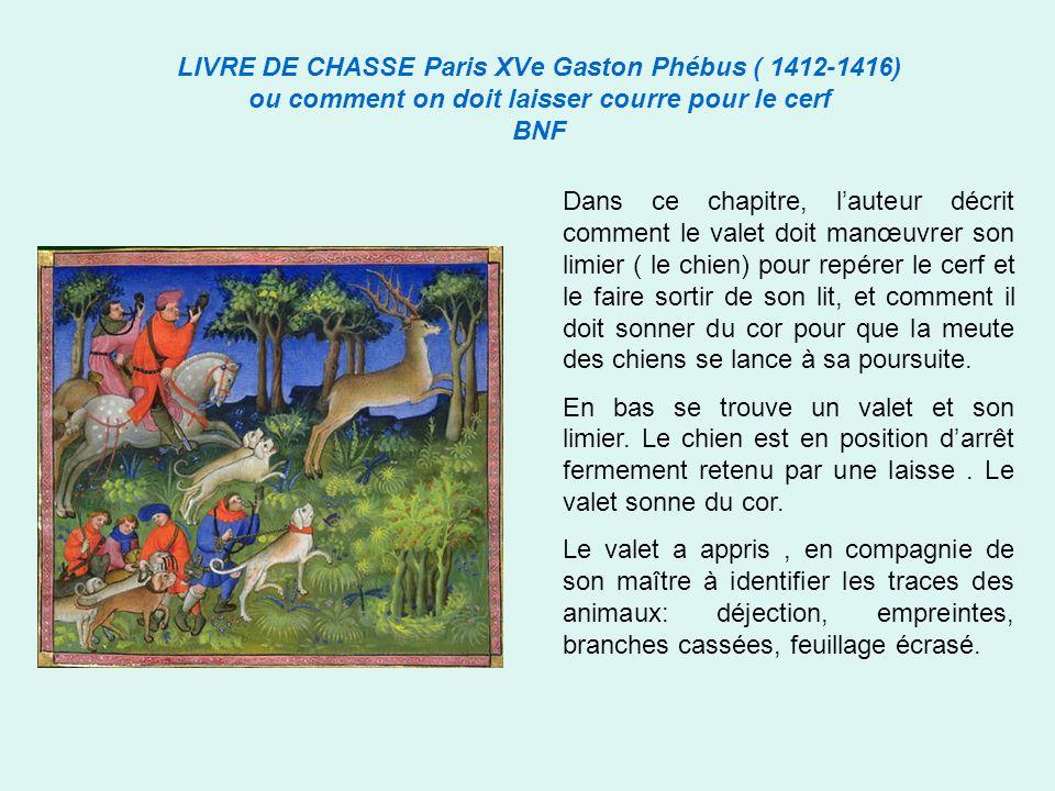 Enluminure de Limbourg, tirée du manuscrit les riches heures du duc de Berry XVe Au mois de Mai, la fille du duc de Berry et son fiancé, l'homme de dos, coiffé d'un feuillage et habillé d'une houppelande bleu, sont devant le palais de la Cité à Paris La fiancée ainsi que les deux autres dames portent de longues robes de « vert gai » distribuées par le roi lors des fêtes de Mai.