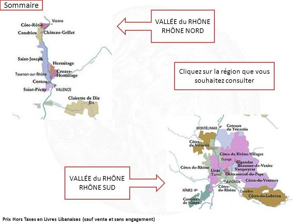 Rhône Sommaire