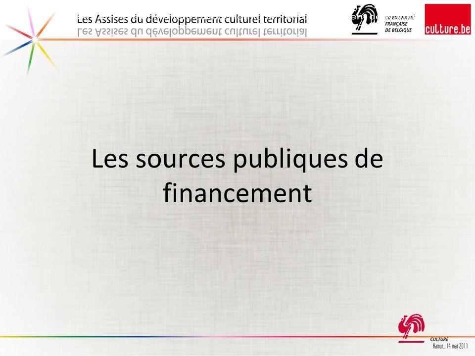 Un arrondissement qui n'est pas homogène Les investissements culturels de la Communauté française dans l'arrondissement ne se sont pas encore adaptés aux évolutions sociologiques de ce dernier.