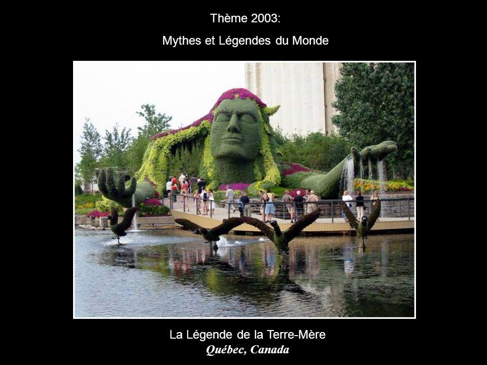 Fondée depuis 1998, Mosaïcultures Internationales de Montréal a développé une expertise unique dans la conception, la réalisation et l'entretien d'expositions, de jardins et d'œuvres de mosaïculture.