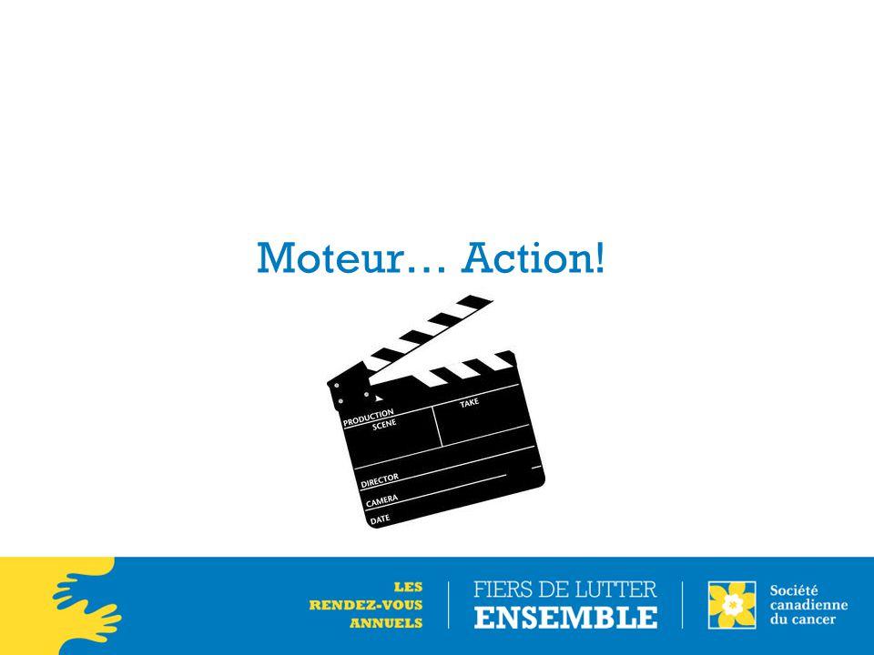 Moteur… Action!