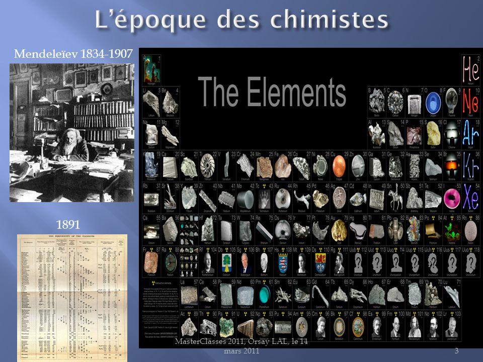 3 Mendeleïev 1834-1907 1891