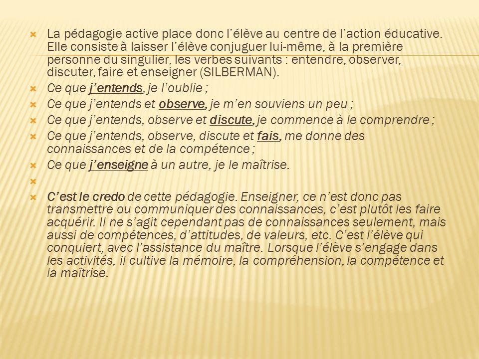  Il y a deux catégories d'exemples : les exemples concordants et positifs et les exemples négatifs.