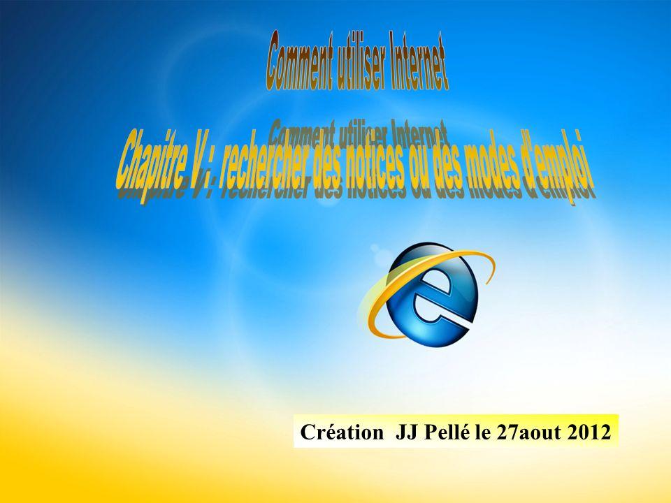 Création JJ Pellé le 27aout 2012