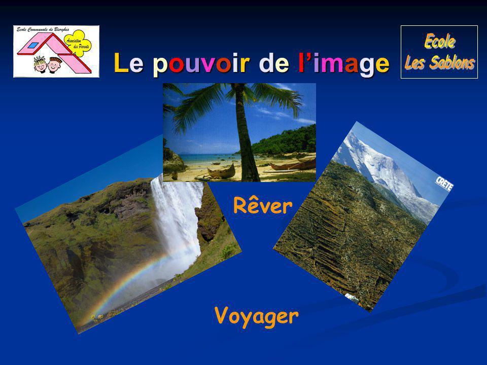 Le pouvoir de l'image Rêver Voyager
