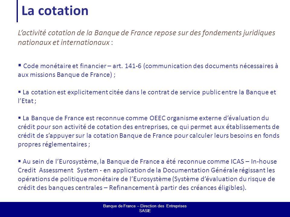 BilanDirect-FIBEN : www.bilandirect-fiben.fr www.bilandirect-fiben.fr Banque de France – Direction des Entreprises SASIE  La DGFiP a rendu la télétransmission des liasses fiscales obligatoire en 2013.