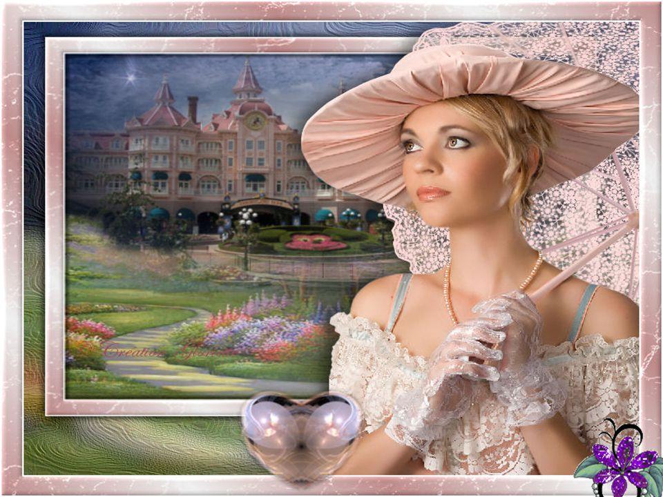 Dans ce passé jamais fini Je marche dans le sens du temps Je crois qu'enfin j'ai compris Que ma vie est un éternel printemps… J'oublie ce passé jamais fini Je vis simplement mon présent Car mon passé s'est endormi Et je savoure le bonheur du temps… Ginette