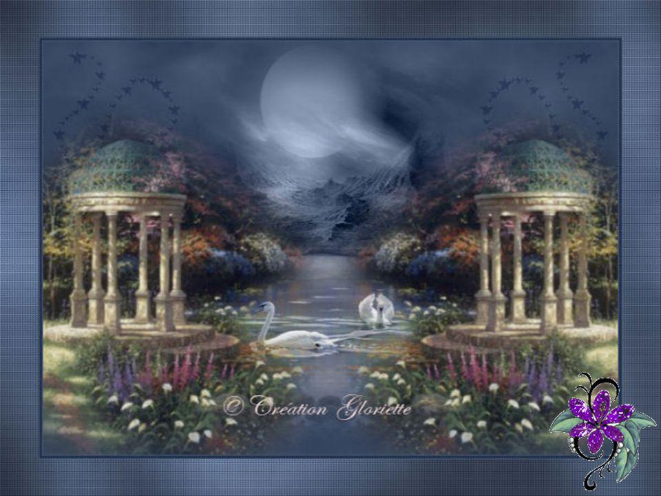 Dans ce passé jamais fini Le présent caresse le temps Et le futur encore endormi Frôle un nouveau printemps… Dans ce passé jamais fini Il y a des instants oubliés Des moments de rêveries Dans un miroir enchanté… Ginette