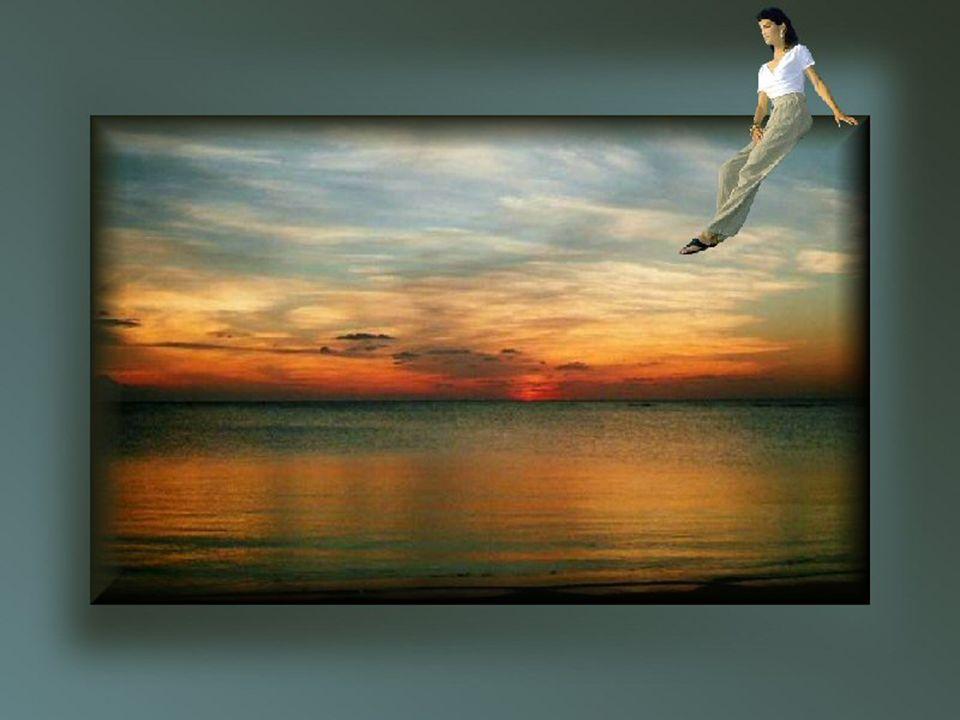 Plus jamais de tourment…c est la plénitude… Vous qui ne connaissiez que l incertitude… Bien au delà des nuages et de la mer… Vous discernez ce qui est pour vous, si prospère… Discrètement caressé par les joies de la vie… Tout en secret…vous en êtes si ravis…