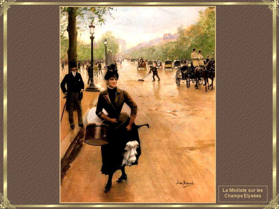 La Modiste sur les Champs Elysées