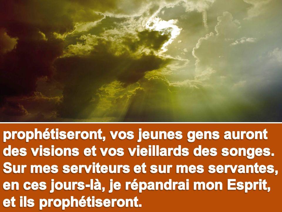 de Dieu et qui retiennent le témoignage de Jésus.