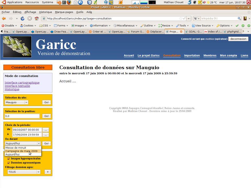 18 Juin - IGECMathias Chouet (INRA Montpellier) - Garicc19