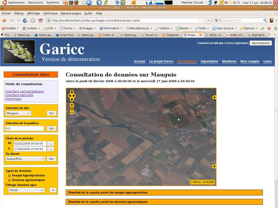 18 Juin - IGECMathias Chouet (INRA Montpellier) - Garicc21