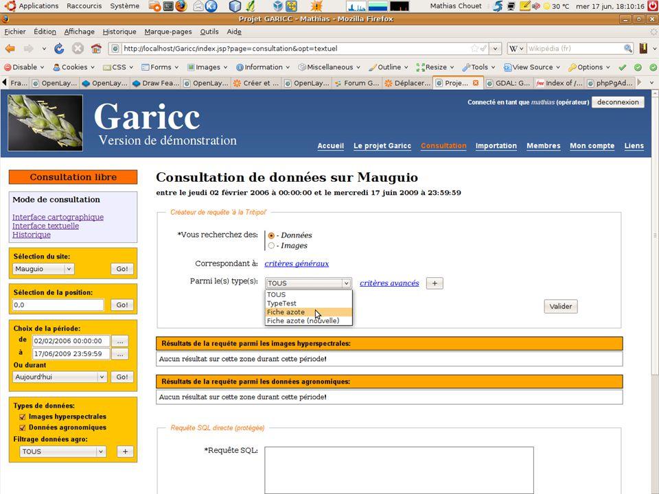 18 Juin - IGECMathias Chouet (INRA Montpellier) - Garicc28