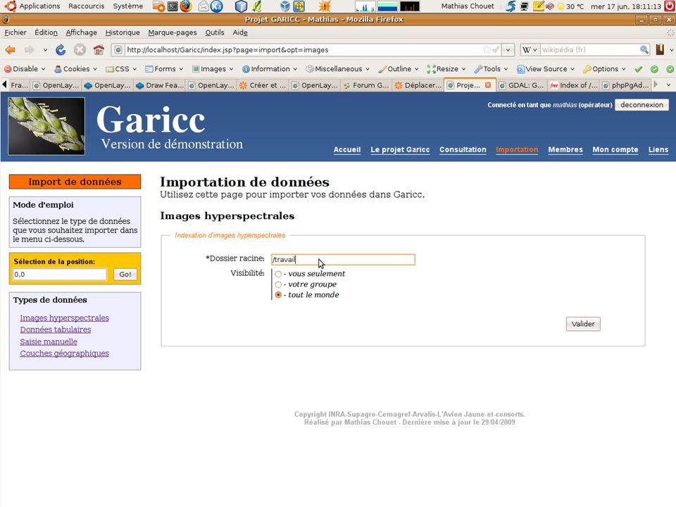 18 Juin - IGECMathias Chouet (INRA Montpellier) - Garicc31