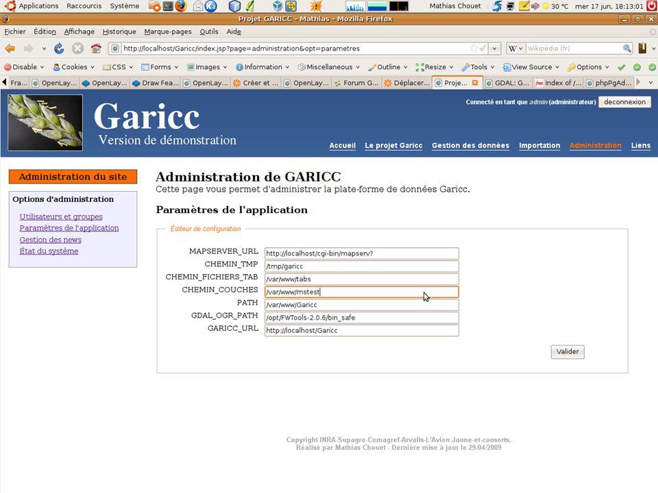 18 Juin - IGECMathias Chouet (INRA Montpellier) - Garicc36