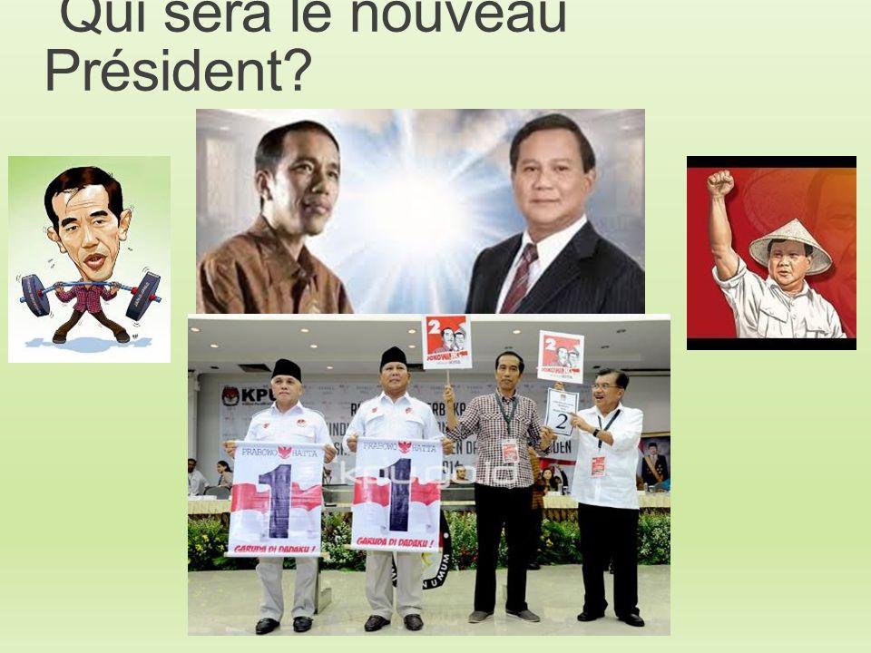 Qui sera le nouveau Président?