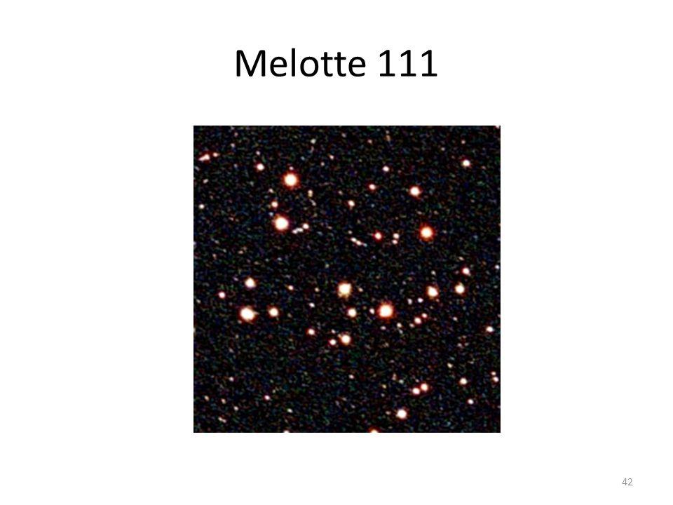 Melotte 111 42