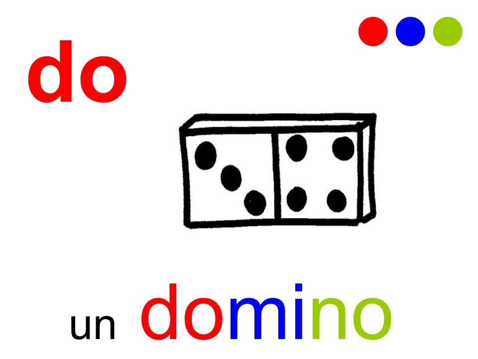 do un domino