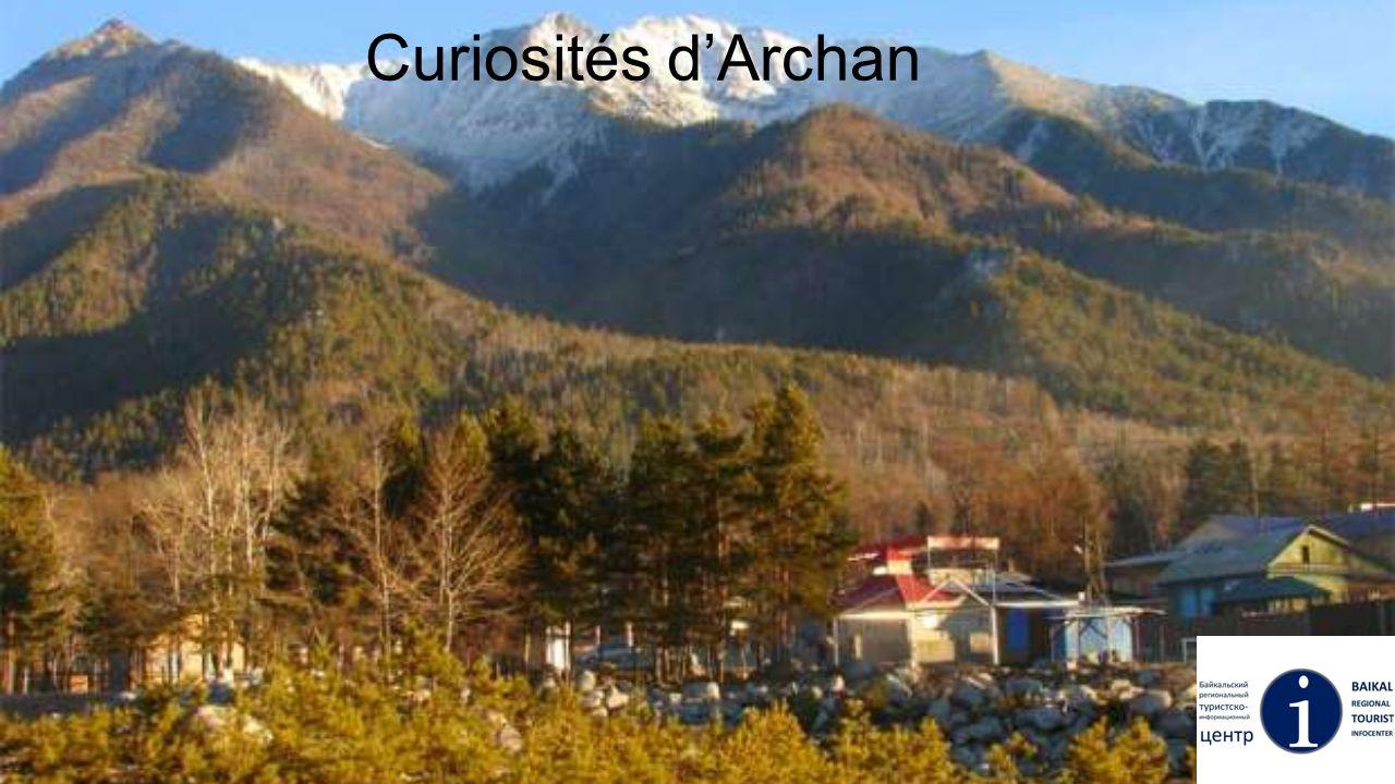 Sanatorium «Arshan» Il contient 290 places et a la structure de pavillon: le bâtiment d habitation abrit 8 places et plus.