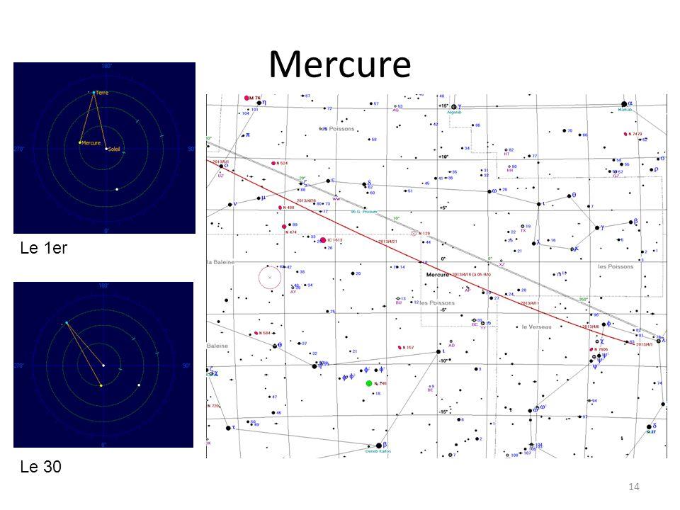 Mercure 14 Le 1er Le 30