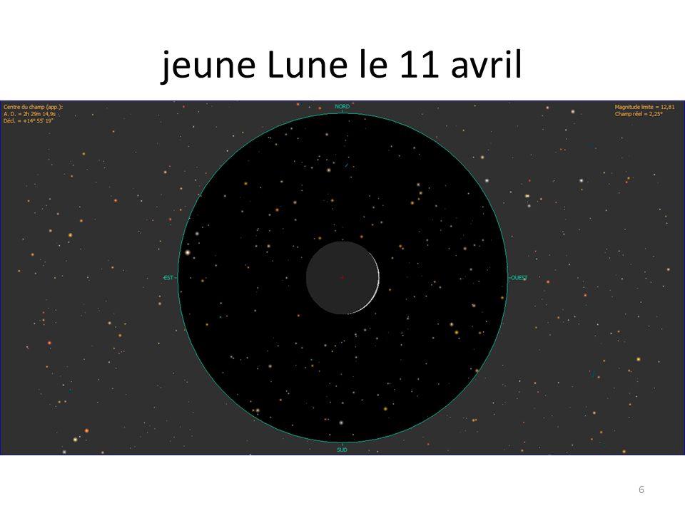 jeune Lune le 11 avril 6