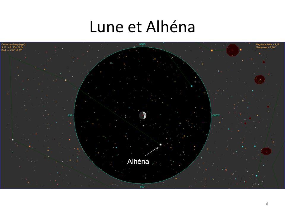 Lune et Alhéna 8 Alhéna