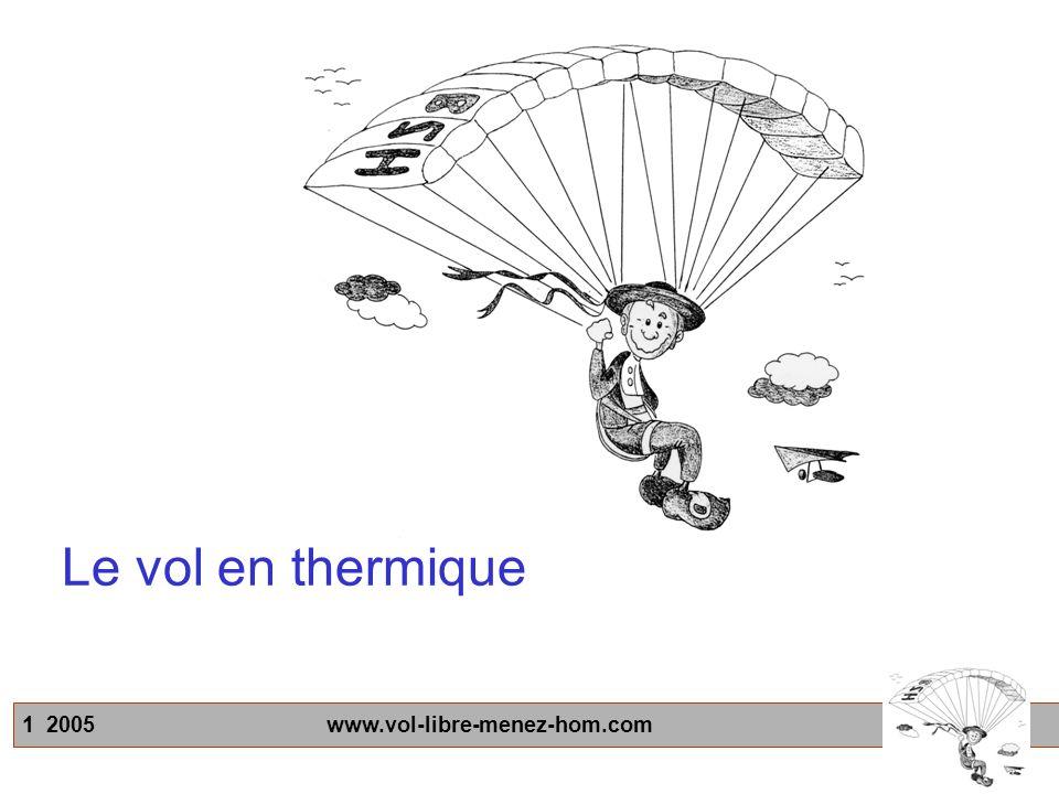 1 2005 www.vol-libre-menez-hom.com Le vol en thermique