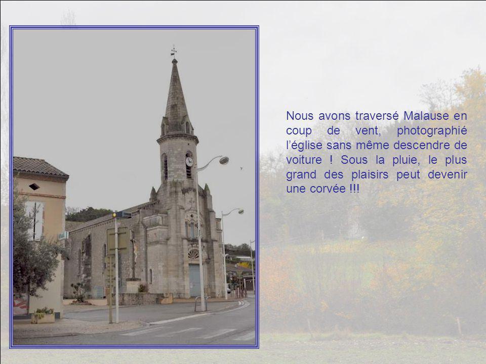 Voici Pommeric et sa charmante église.