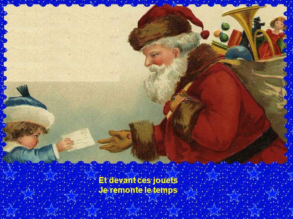 Je revois mon Noël A les voir tout tremblants