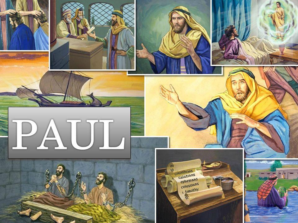 Ananie s'étonne car il sait que Saul est un persécuteur des chrétiens.