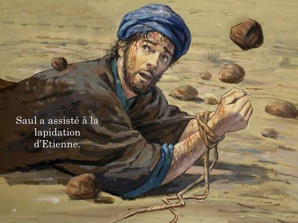 Sur le chemin de Damas - Actes des Apôtres 9, 1-19