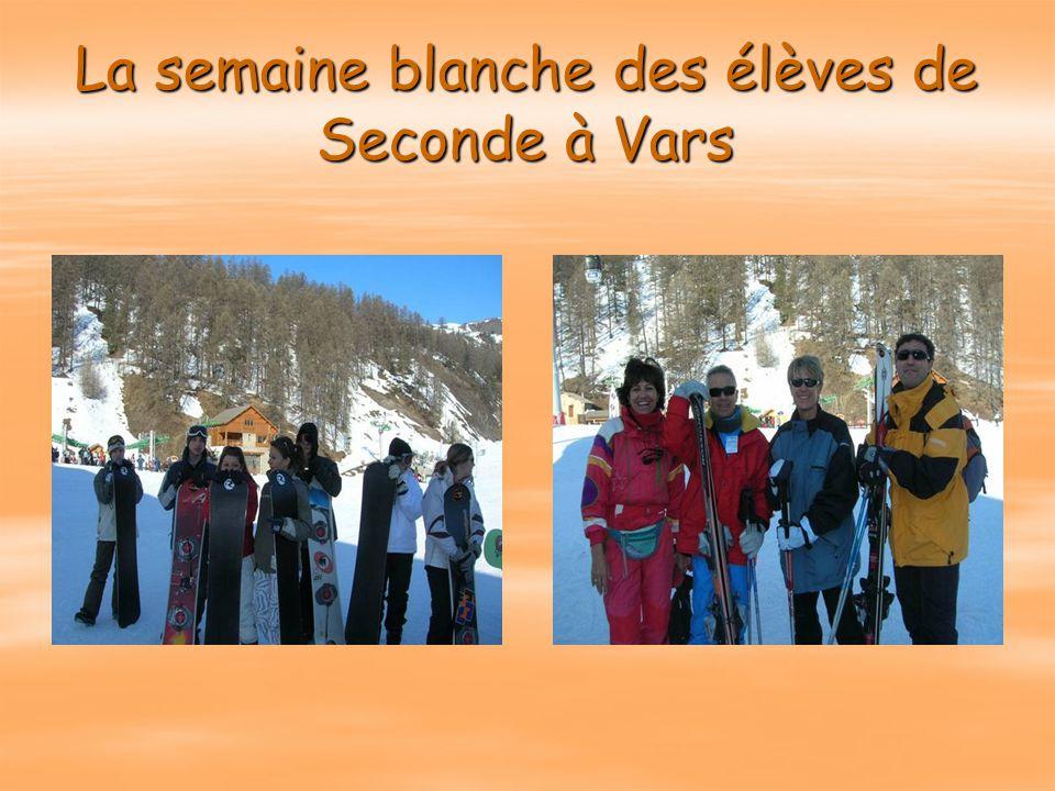 De nombreux voyages organisés  En Grèce (2008, 2009 et 2010)  En Turquie (2011)  En Irlande (2008, 2009 et 2012)  Séjour ski à Vars (de 1999 à 201