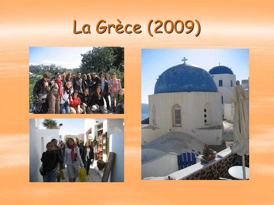 …L'Italie (Turin 2008, Rome 2011 et Gênes 2014)…