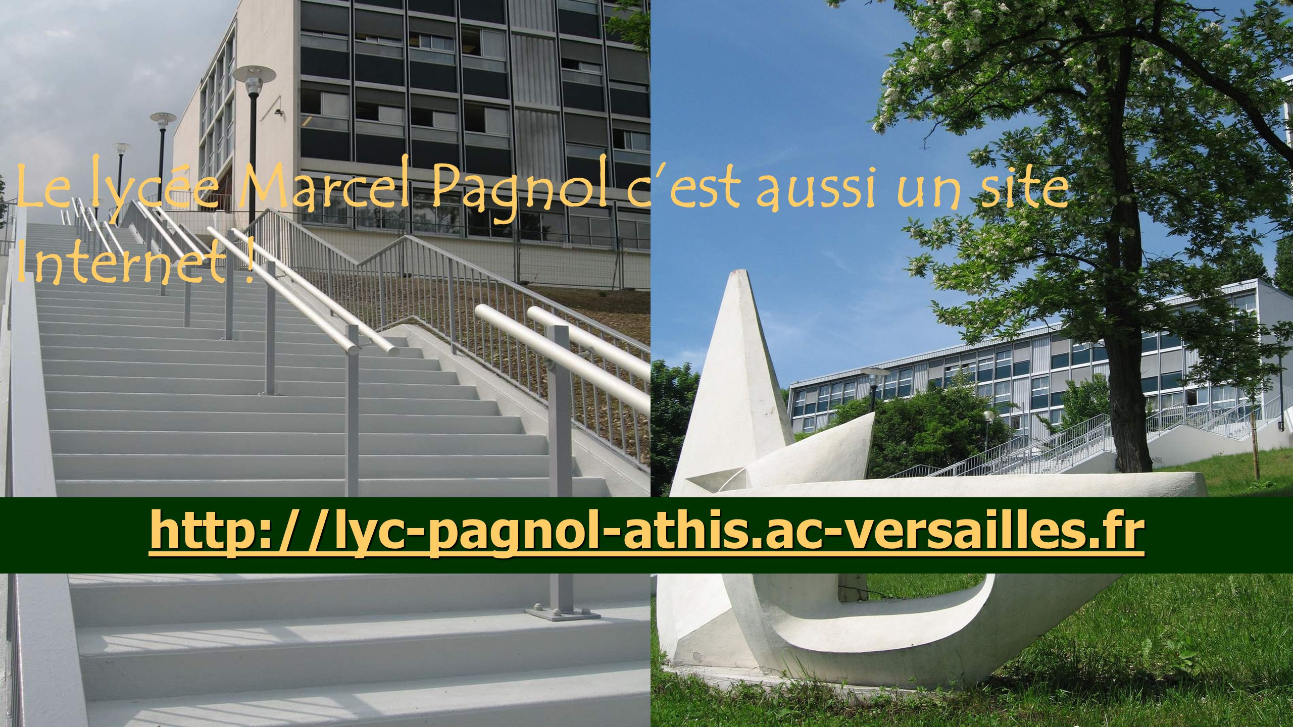 HISTORIQUE Le lycée a été créé en 1970 par transformation de l'annexe du lycée Jean-Baptiste Corot de Savigny-sur- Orge.