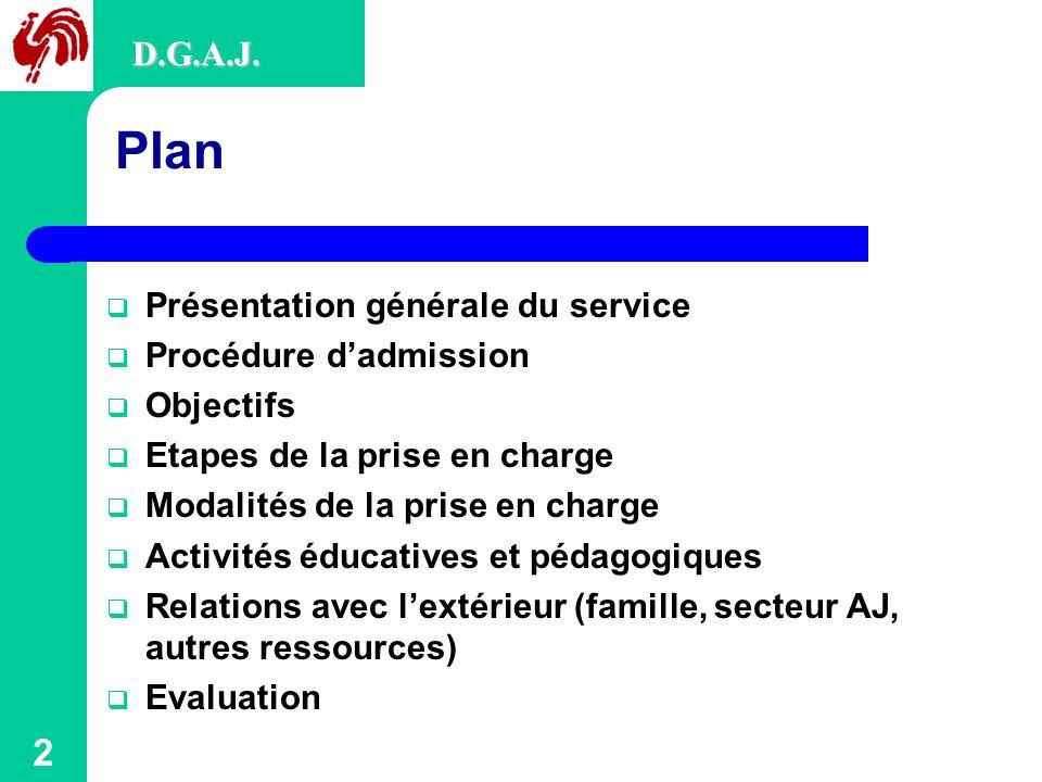 2 Plan D.G.A.J.