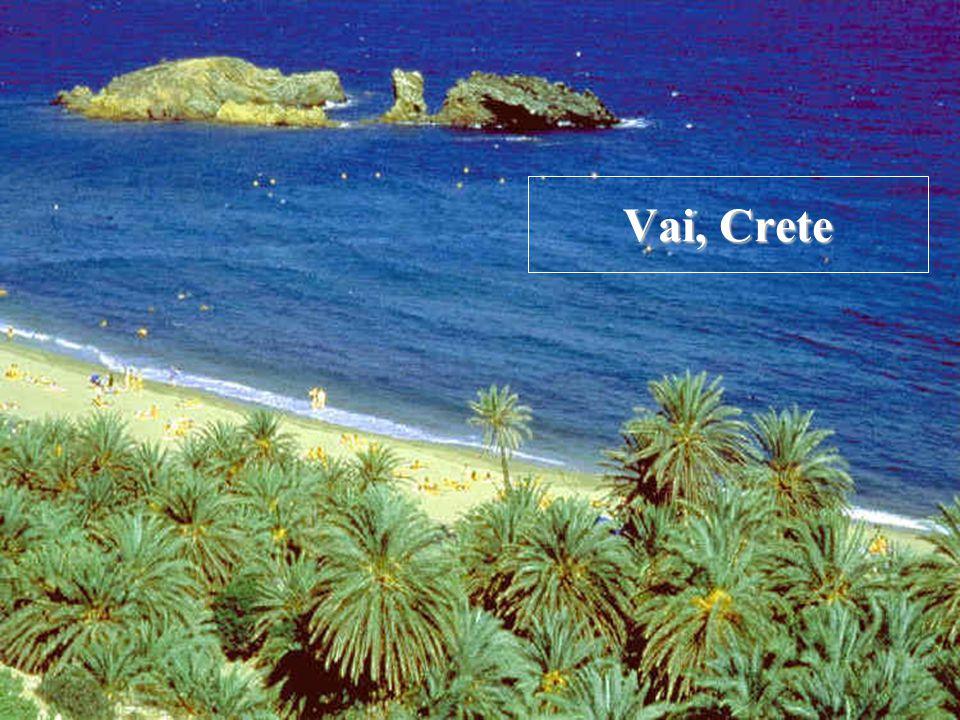 Vai, Crete