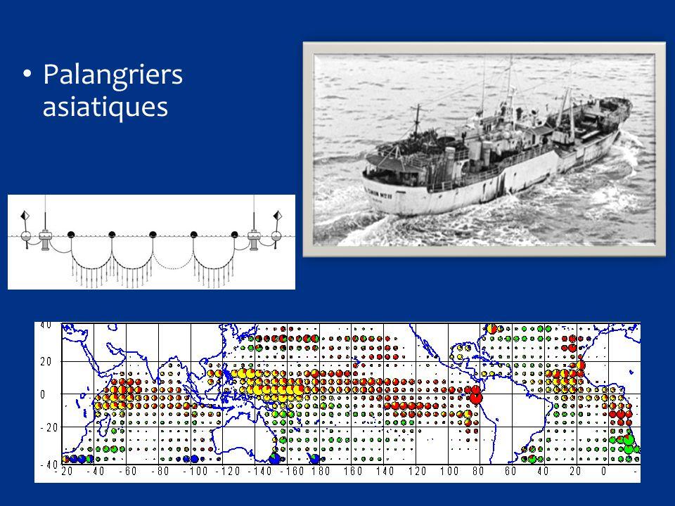 LA PECHE THONIERE SEYCHELLOISE  Accords de pêche Espagne : oct 1983 CEE : janvier 1984 Armts.