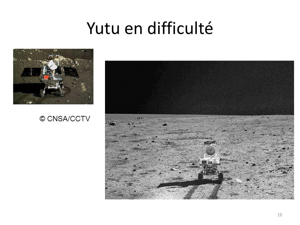 Yutu en difficulté 16 © CNSA/CCTV