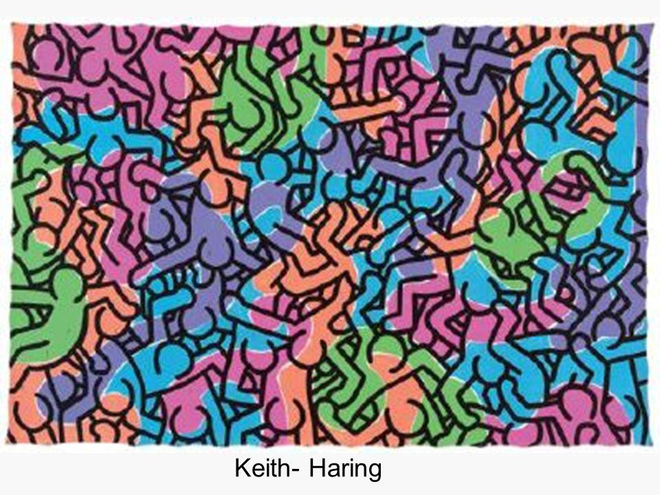Keith- Haring