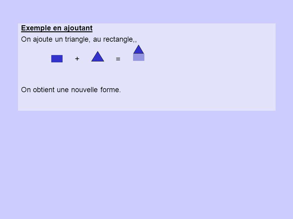 Comptage du nombre de triangles colorés dans les premières étapes Puis recherche d'un calcul donnant le nombre de triangles colorés dans les différentes étapes