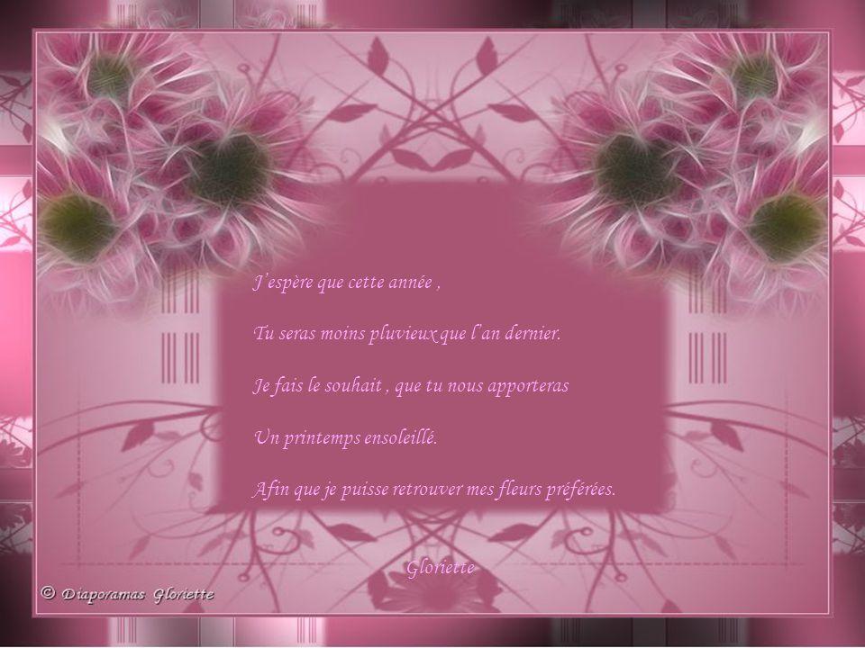 Vous pouvez retrouver mes diaporamas sur le site de mon amie, Ginette.