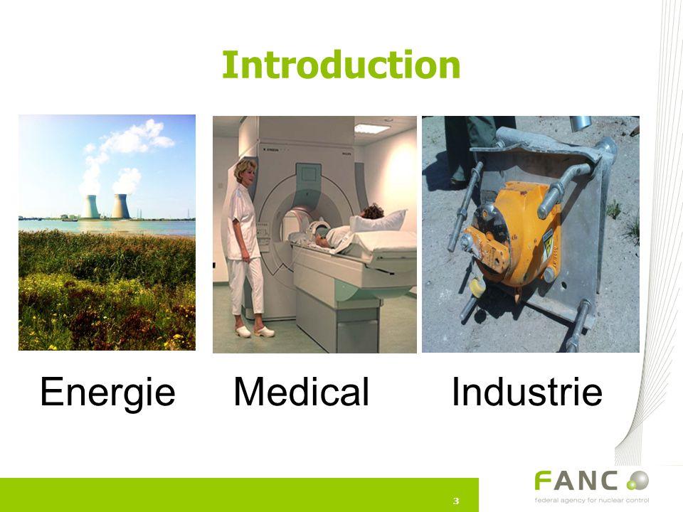3 Introduction 3 EnergieMedicalIndustrie