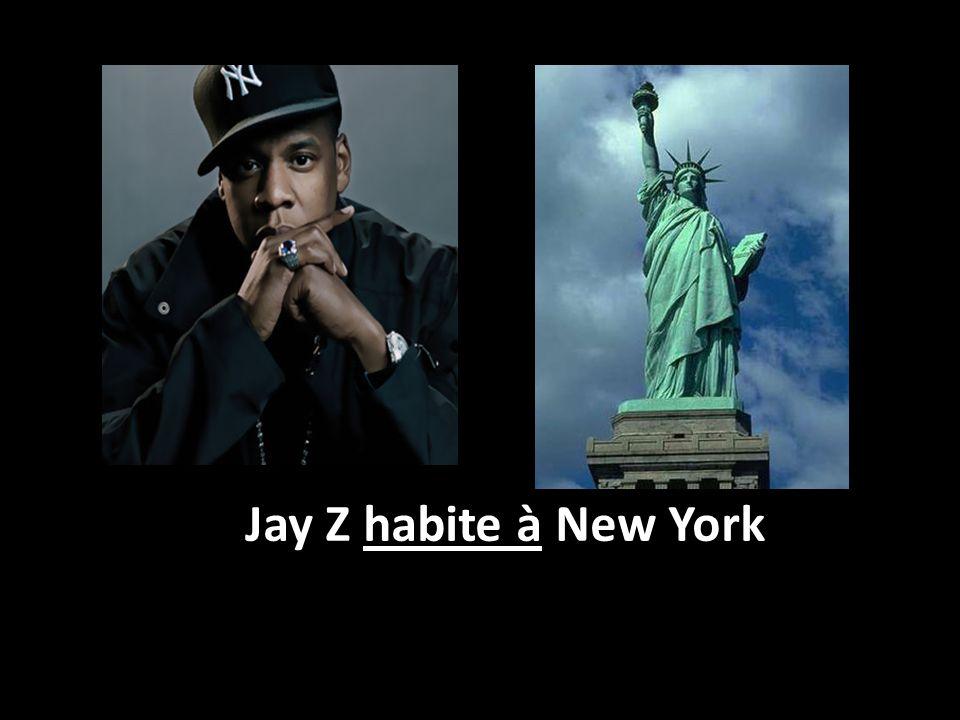 Jay Z habite à New York
